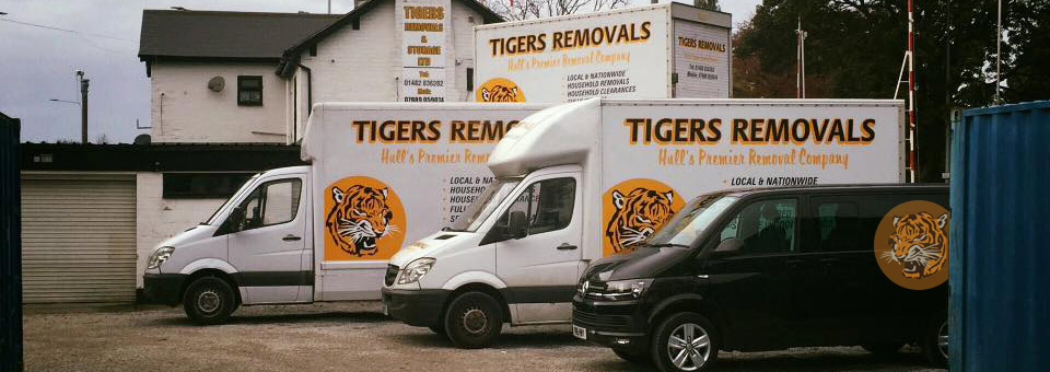 Tigers Removals, Yorkshire